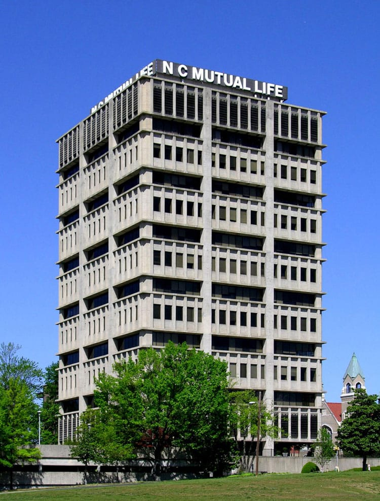 Office building in Durham, NC